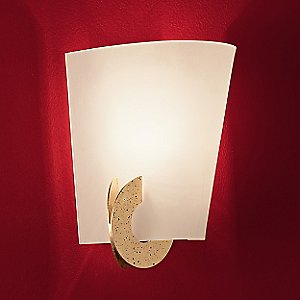 Solune Uplight Wall Sconce by Terzani