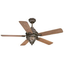 Monticello Outdoor Ceiling Fan by Savoy House