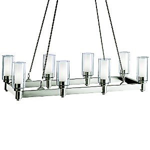 Circolo Rectangle Chandelier by Kichler
