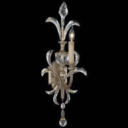 Beveled Arcs No. 704950 Wall Sconce by Fine Art Lamps