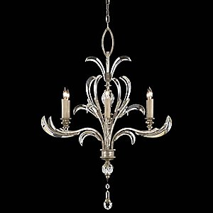 Beveled Arcs No. 701040 Chandelier by Fine Art Lamps