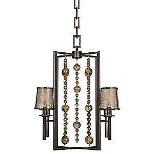 Singapore Moderne No. 591040 Chandelier by Fine Art Lamps