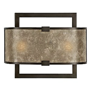 Singapore Moderne No. 615650 Wall Sconce by Fine Art Lamps