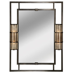 Singapore Moderne Mirror by Fine Art Lamps