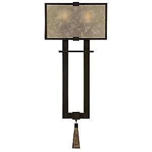 Singapore Moderne No. 600550 Wall Sconce by Fine Art Lamps