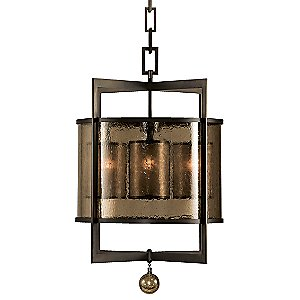 Singapore Moderne No. 591140 Lantern by Fine Art Lamps