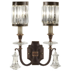Eaton Place No. 583050 Wall Sconce by Fine Art Lamps