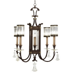 Eaton Place No. 583240 Chandelier by Fine Art Lamps