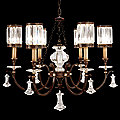 Eaton Place No. 595440 Chandelier by Fine Art Lamps