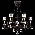 Eaton Place No. 583840 Chandelier by Fine Art Lamps