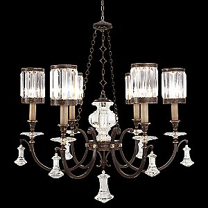 Eaton Place No. 584240 Chandelier by Fine Art Lamps