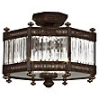 Eaton Place No. 584640 Semi-Flushmount by Fine Art Lamps