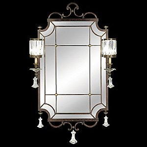 Eaton Place Mirror by Fine Art Lamps