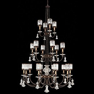 Eaton Place No. 584840 Chandelier by Fine Art Lamps