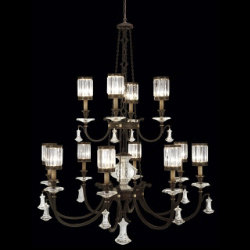 Eaton Place No. 584740 Chandelier by Fine Art Lamps