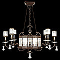 Eaton Place No. 582440 Chandelier by Fine Art Lamps