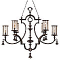 Vancouver Vision No. 596840 Chandelier by Fine Art Lamps