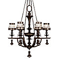 Vancouver Vision No. 597740 Chandelier by Fine Art Lamps