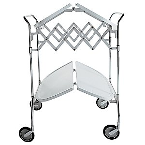 Gastone Trolley by Kartell