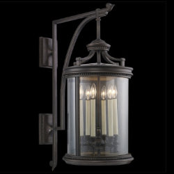Louvre No. 538381 Wall Sconce by Fine Art Lamps