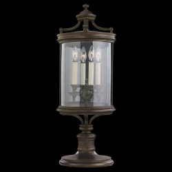 Louvre No. 538783 Pier Mount by Fine Art Lamps
