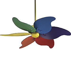 Pinwheel Ceiling Fan by Quorum