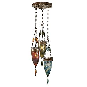 Scheherazade No. 608640 Suspension by Fine Art Lamps