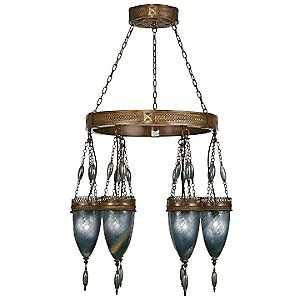 Scheherazade No. 713440 Suspension by Fine Art Lamps