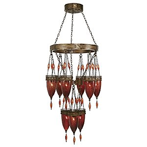 Scheherazade No. 712440 Suspension by Fine Art Lamps