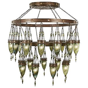 Scheherazade No. 717540 Suspension by Fine Art Lamps