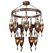 Scheherazade No. 717740 Suspension by Fine Art Lamps