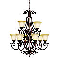 Larissa 2-Tier Chandelier by Kichler