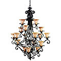 Cottage Grove Five-Tier Chandelier by Kichler