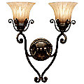 Cottage Grove Double Wall Sconce by Kichler