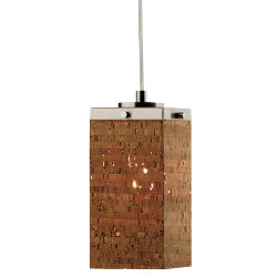 Alentejo Square Pendant by Forecast Lighting