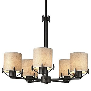 Urban Oasis Chandelier by Forecast Lighting