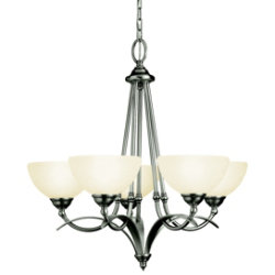 Lombard 5-Light Chandelier by Kichler