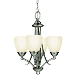 Lombard 4-Light Chandelier by Kichler