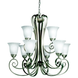 Willowmore 2-Tier Chandelier by Kichler