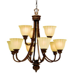 Northam 2-Tier Chandelier by Kichler