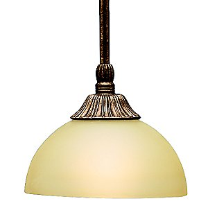 Woodlawn Mini Pendant by Kichler