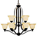 Langford 2-Tier Chandelier by Kichler