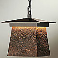 Lightfall Outdoor Pendant by Hubbardton Forge