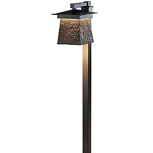 Lightfall Outdoor Post Light by Hubbardton Forge
