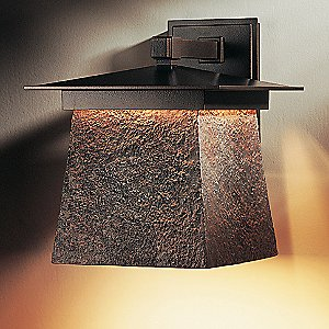 Lightfall Outdoor Wall Sconce by Hubbardton Forge