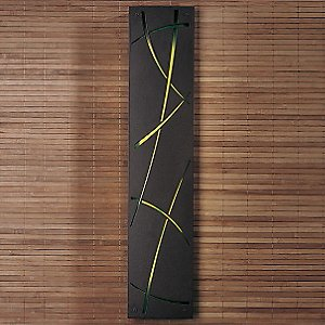 Washi Silhouette Wall Sconce by Fluorescent Hubbardton Forge