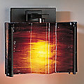 Exos Wave Wall Sconce by Hubbardton Forge