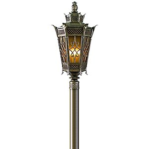 Avignon Post Lantern by Corbett Lighting
