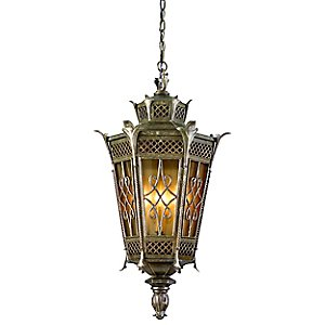 Avignon Outdoor Hanging Lantern by Corbett Lighting