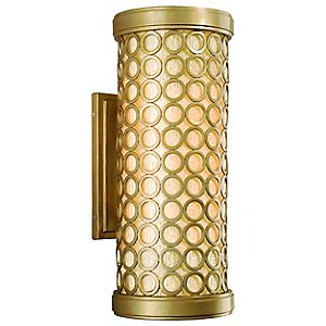 Bangle Exterior Wall Lantern by Corbett Lighting